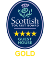 4 star GOLD Pitlochry Guest House