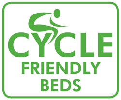 Pitlochry Guest House is part of the Cycle Highland Perthshire cycle friendly scheme