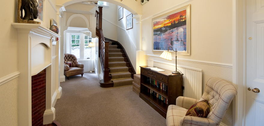 Pitlochry Accommodation - Torrdarach House